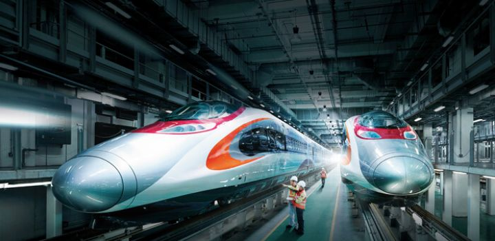 Express Rail Link targeted for completion in 3rd quarter of 2018
