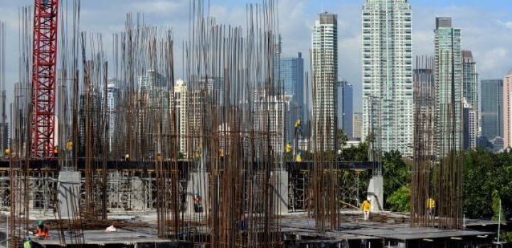 Philippines Q2 GDP growth quickens on construction boom