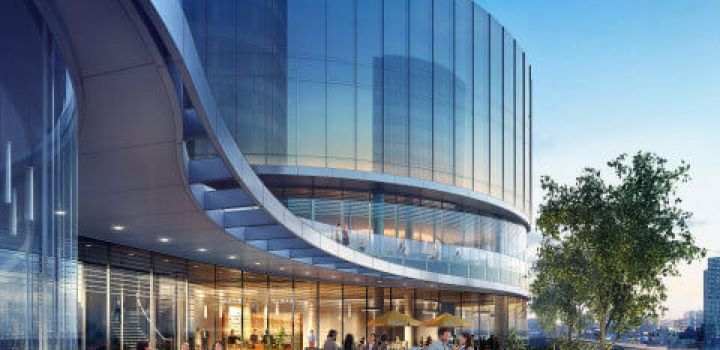 Mori Building starts construction of office tower in central Jakarta