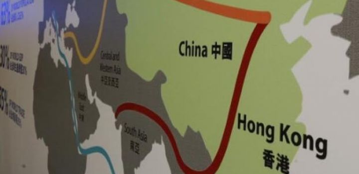 China helps launch $13 bn Belt and Road rail project in Malaysia