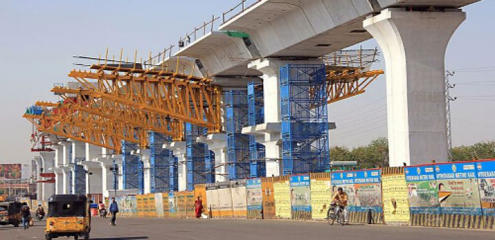 Construction companies get thumbs up on Modi's spending plan