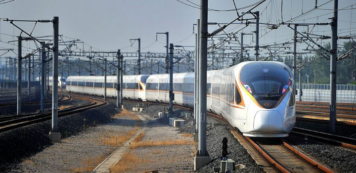 China launches world's fastest train service between Beijing & Shanghai