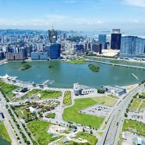 Construction of Macau Service Complex awarded to Omas