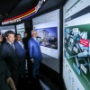Malaysia PM unveils concept designs for KL-Singapore HSR stations