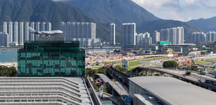 UK's Waldeck bags BIM role for Hong Kong airport expansion