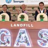 Landfill gas project commissioned