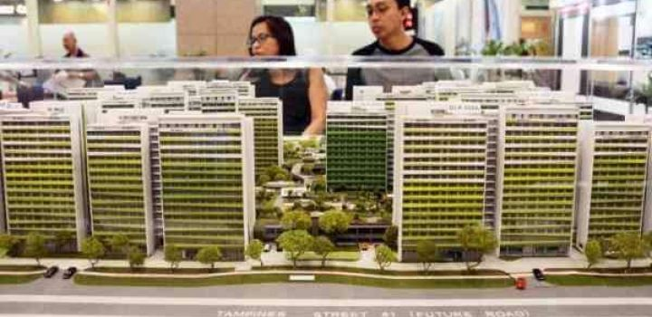 Singapore to launch 17,000 new Buy To Own flats in 2018