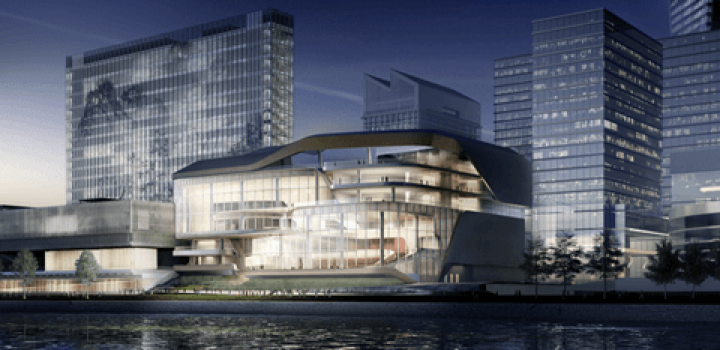 Gammon Construction wins new contract for Lyric Theatre in West Kowloon Cultural District