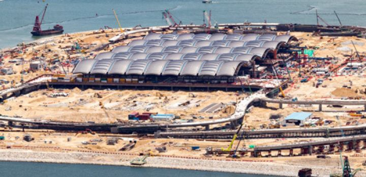 Aedas & Rogers Stirk Harbour brought in on Hong Kong bridge project