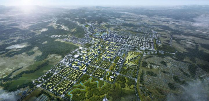 President Duterte to build a B30 bn new city outside congested Manila