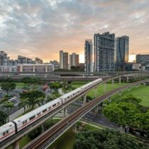 Singapore to set up S$5bil rail infrastructure fund this year
