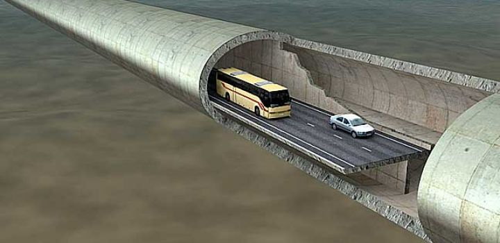 Undersea tunnel to connect Indonesia with Malaysia being mulled