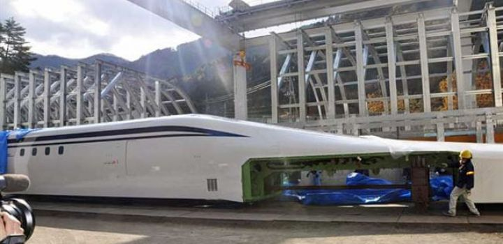 Japan considers barring contractors involved in maglev bid
