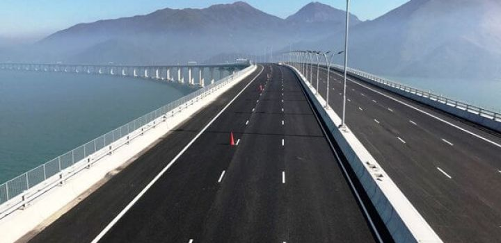 Authorities deny any issues with bridge project
