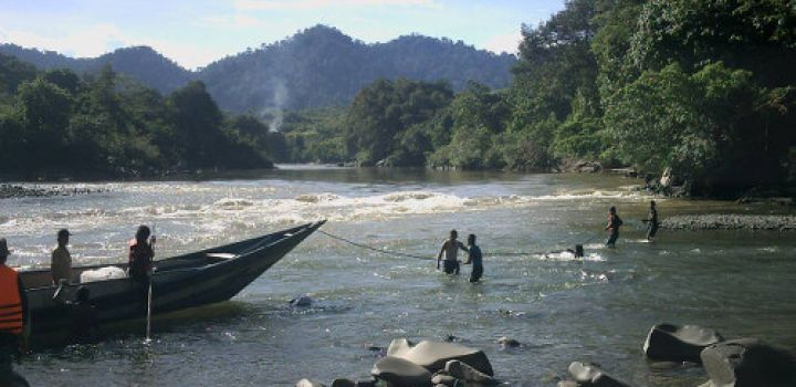 China and Indonesia set up $18bn hydro plan to power Borneo