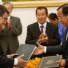 Japan, Cambodia sign $90 mil aid agreement