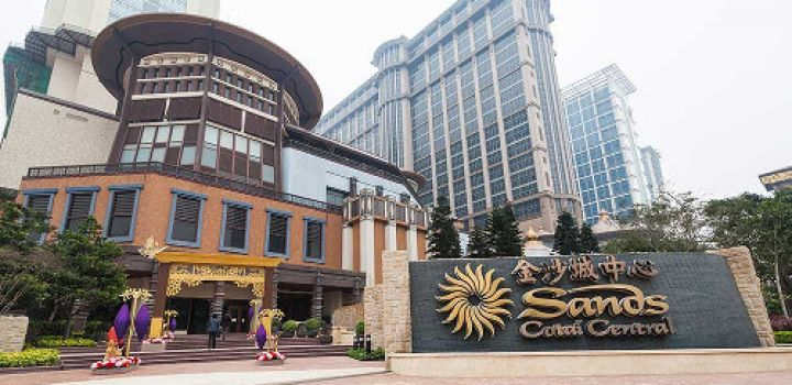 Sands China plans to spend $1.1 billion on new projects