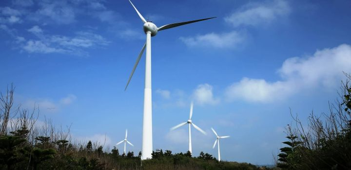 Taiwan Chooses Seven firms to build 10 wind farms