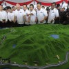 Malaysia spares $14bn China-led rail project from budget ax
