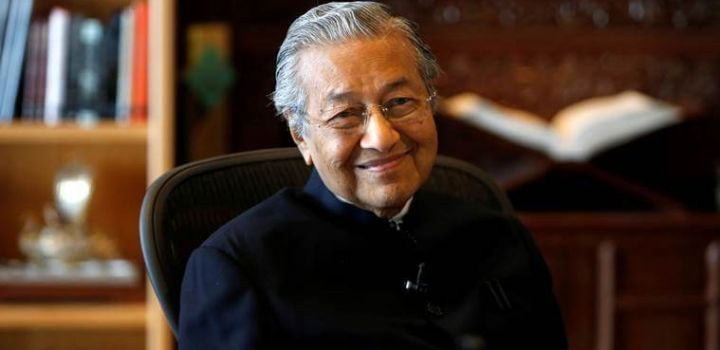 In Mahathir's Malaysia, Japan is back amid doubts over Chinese funding