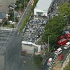 5 die, 40 injured in fire at construction site in Tokyo suburbs