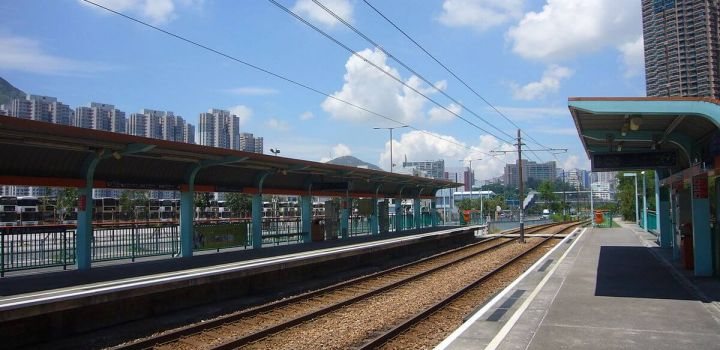 MTRC confirms subsidence at another Light Rail station