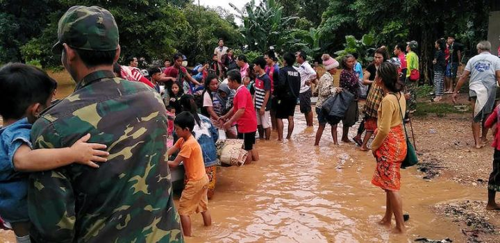 Laos dam disaster drags on
