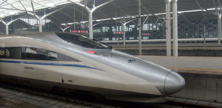 China considers construction of high-speed railroad to Russia's Far East