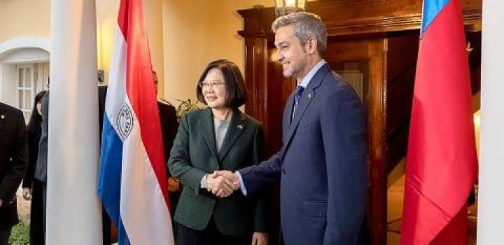 Taiwan, Paraguay to join on infrastructure projects