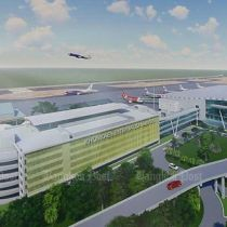 Construction of new Khon Kaen airport terminal begins
