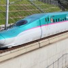 Tests begin to run bullet train at faster speed inside tunnel