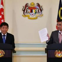 Singapore and Malaysia suspend high speed rail project