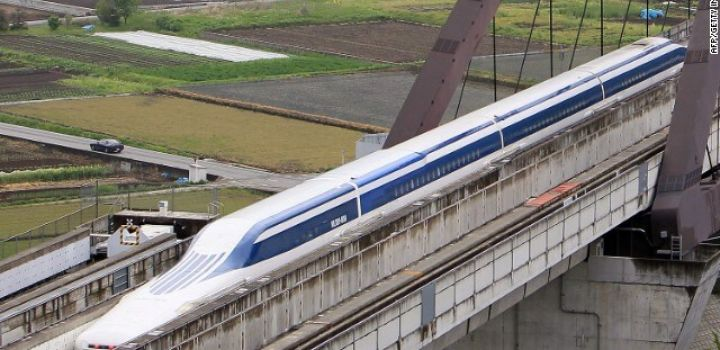 2 Japanese firms fined Y380 mil over maglev bid-rigging