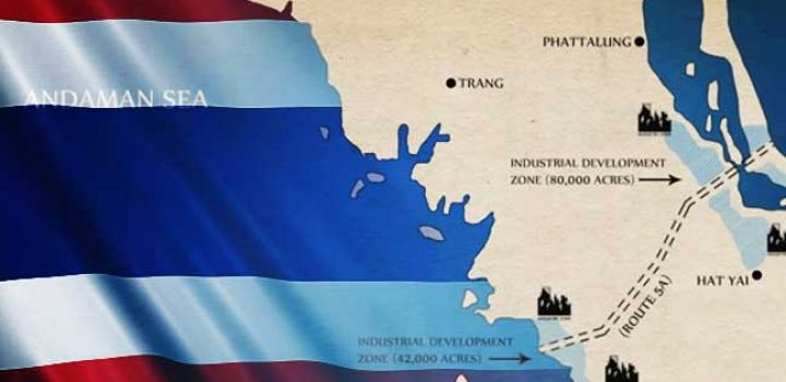 Thai PM floats new Canal Project