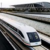 China unveils model of 1,000 km/h  train