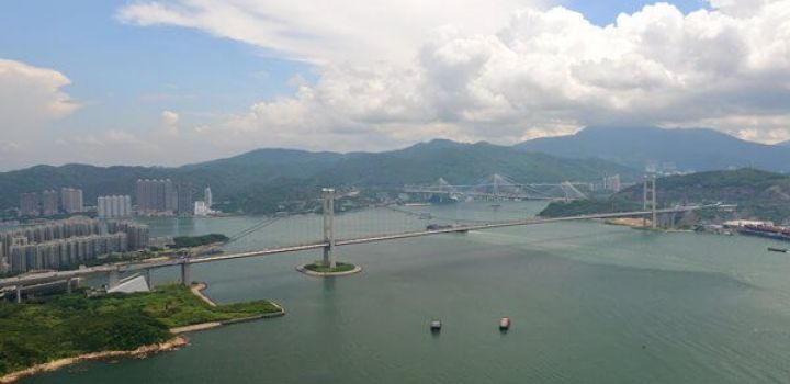 HK's Chief Executive says land reclamation is unavoidable