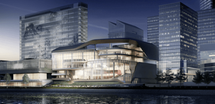 Balfour Beatty JV awarded $705m Hong Kong theatre contract
