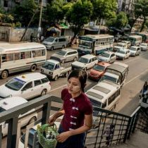 Construction ministry receives 12 bids for Yangon elevated expressway