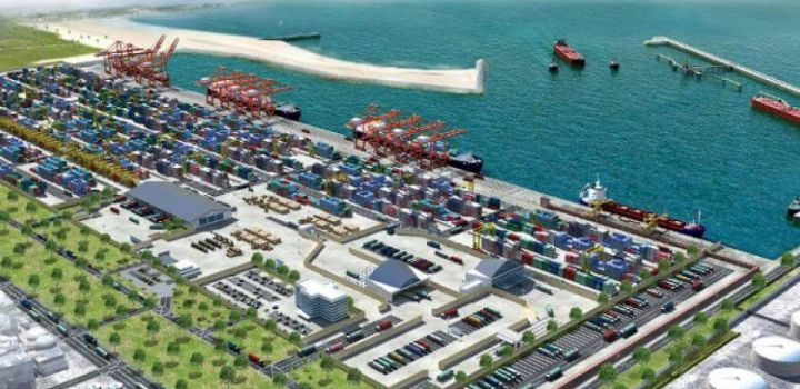 China pens deal to finance $1.3bn deep water Kyaukphyu port in Myanmar