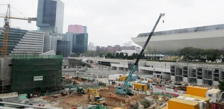 Shatin to Central Link Project  test results released