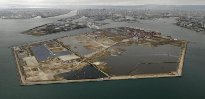 Construction work for 2025 World Expo set to begin on Yumeshima
