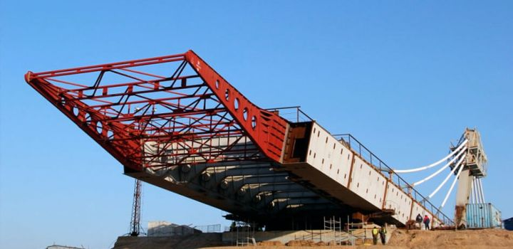 Railway section of cross-border bridge linking Russia & China to be ready in March