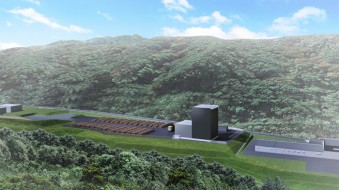 Shimizu begins construction of 1.9MW biomass power plant in Nagano
