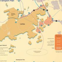 Building debris to help create Lantau offshore artificial island