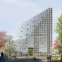 Construction begins on OMA's Xinhu Hangzhou Prism