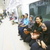 Subway first step in easing Jakarta congestion