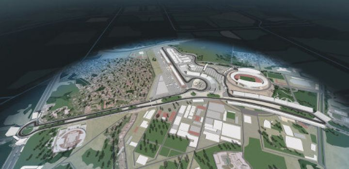 Hanoi starts work on F1 grand prix circuit