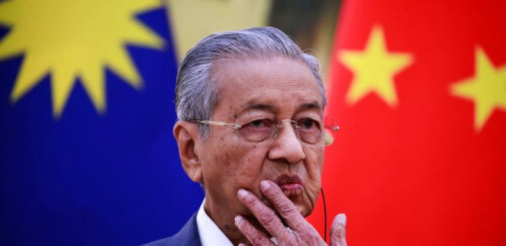 Malaysia revives another Chinese project