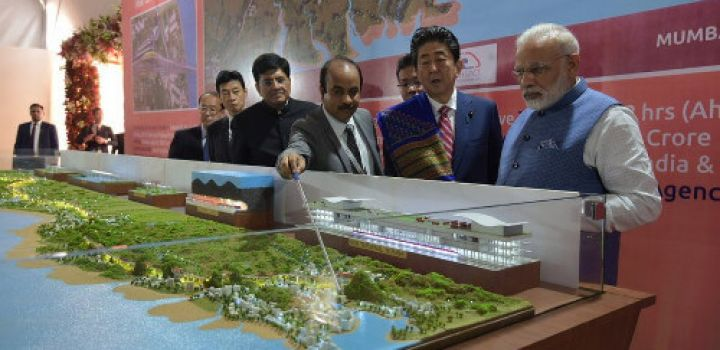 Bids invited for India's first undersea high speed bullet train project