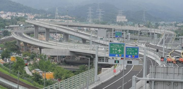 New Heung Yuen Wai Boundary Control Point highway to open May 26